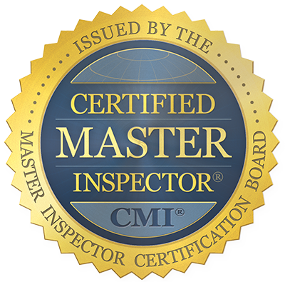 InterNACHI Certified Master Inspector (CMI)® Badge