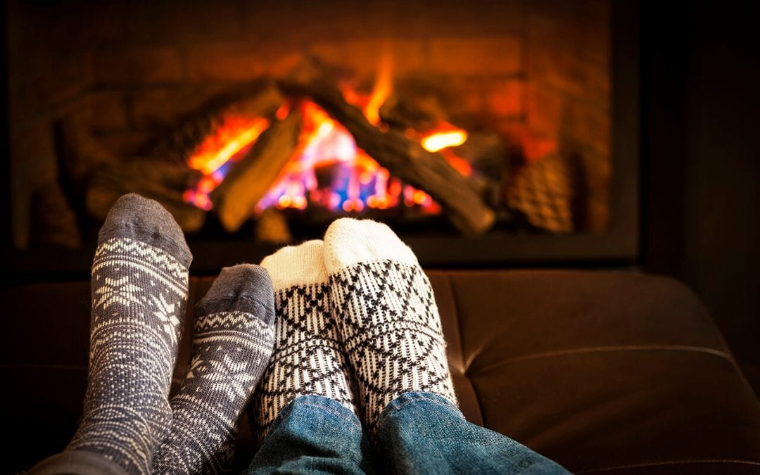 prepare your fireplace for use