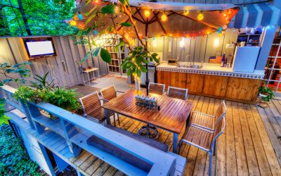 5 Deck and Patio Ideas